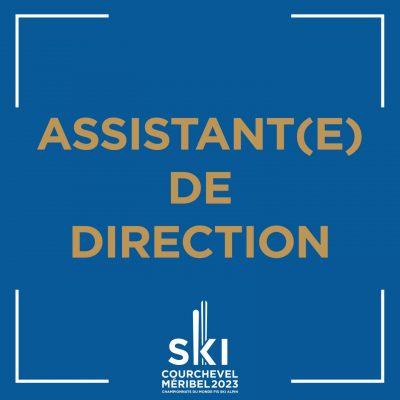 assistant-de-direction